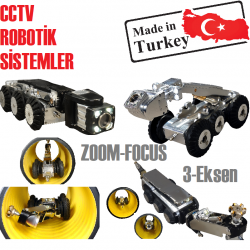 CCTV Robotik Sistemler