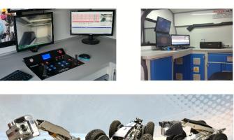 UNWAG DIKAR Co.(IRAK) 2 adet  Roteksan Robot ihraç ettik