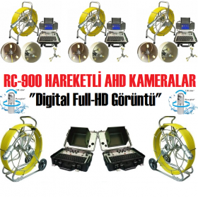 RC-900 Kamera