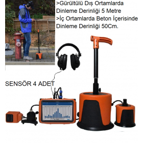 RL-7000 Dış ve İç Ortam Akustik Sukaçağı Dinleme (42.000 TL+KDV)