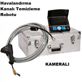 Havalandırma Temizlik Robotu
