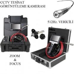 Tesisat Kamerası