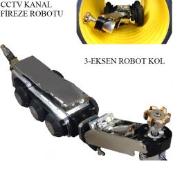 Fireze Robotu