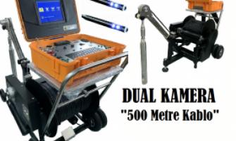 Eskişehir Belediyesine 500metre Kablolu Kuyu Kamerası Teslim Edildi