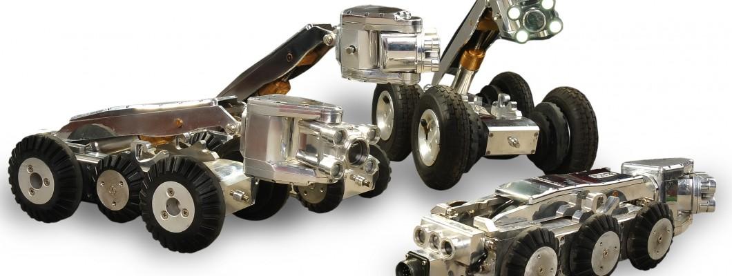 BURSA-KASTAMONU-DENİZLİ Belediyelerinde Roteksan Robotlar kullanılıyor