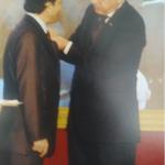 Necati DEMİRKIRAN'a Inovasyon ödülü.