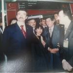 Bakan Kürşat Tüzmen-Necati DEMİRKIRAN