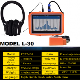 L-30 Akustik Sukaçak Dinleme