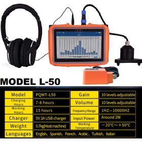 L-50 Akustik Sukaçak Dinleme