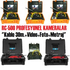 RC-500 Kamera