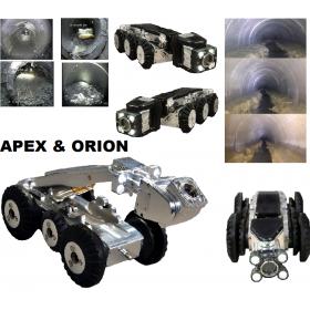 APEX Görüntüleme Robotu