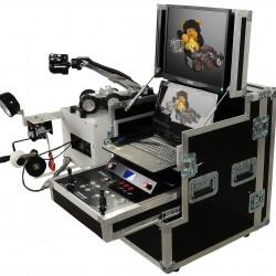 CCTV Portatif Robot