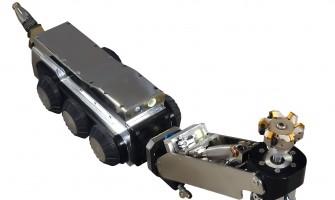 SMU Co. (UKRAYNA) Fireze Robotu ihracatı yaptık