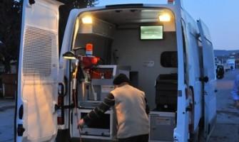UKRAYNA SMU Co. Firmasına ROTEKSAN dan 2 Robot İhracatı